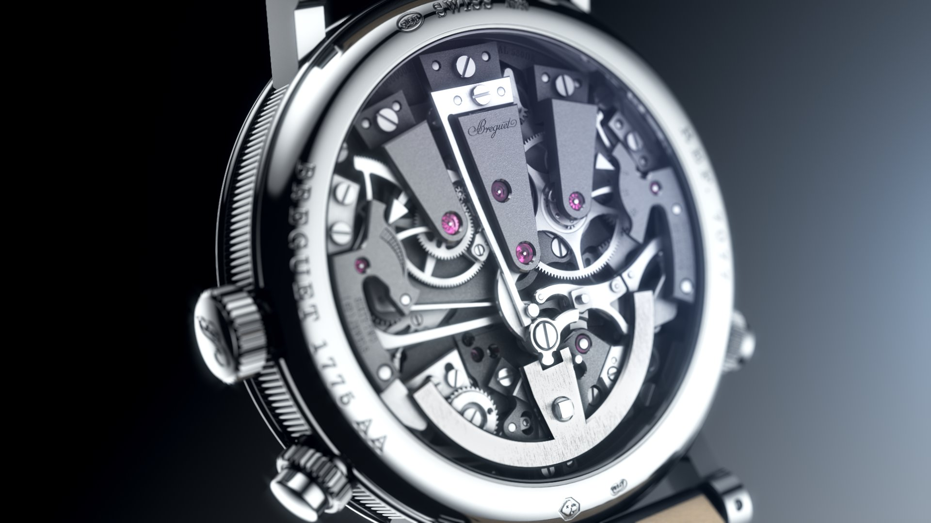 3DVISION NYVALIS 2015 BREGUET Tradition Chrono 05