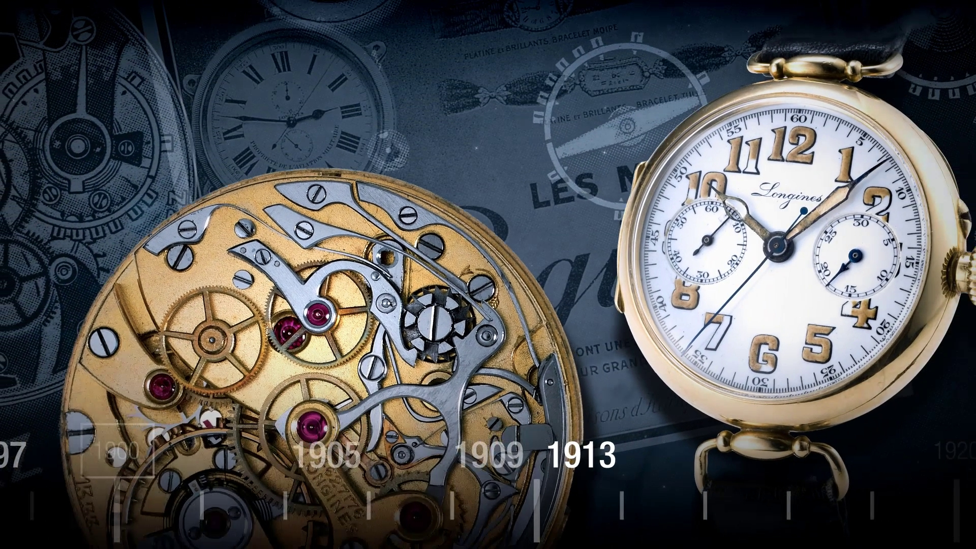 3DVISION NYVALIS 2016 LONGINES Chronograph Tradition 03