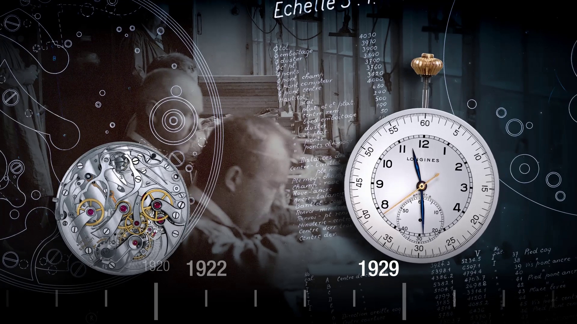 3DVISION NYVALIS 2016 LONGINES Chronograph Tradition 04
